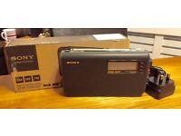 Sony XDR-S56DBP DAB RADIO