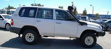 2006 Toyota Landcruiser HZJ105R Standard White 5 Speed Manual Wagon Bellevue Swan Area Preview
