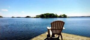 Cozy Cottage on St. Lawrence River in 1,000 Islands area Ontario