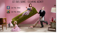 Cleaning is our passion! Domestic and Office cleaning!