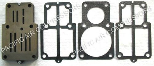 2601310420 CURTIS CHALLENGE AIR FOR PUMP E-57 VALVE PLATE ASSEMBLY WITH GASKETS