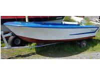 12ft 6 Fishing Boat