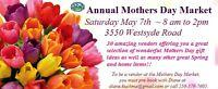 Westsyde Mothers Day Market!