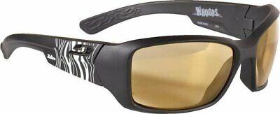 Julbo Whoops Performance Pattern Black Sunglasses - Zebra Photochromic Lenses