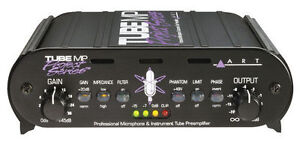 TUBE MP Project series mic preamp ! (12AX7 tube)