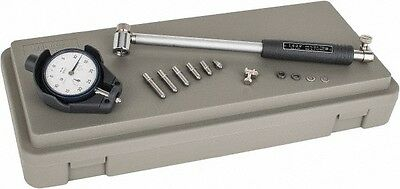 Mitutoyo 6 Anvil 1.4 To 2-12 Dial Bore Gage 0.0005 Graduation 6 Gage De...