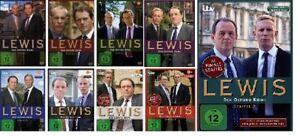 36 DVDs * LEWIS - DER OXFORD KRIMI - DIE KOMPLETTE SERIE IM SET # NEU OVP &