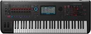 Yamaha Montage 6 - 61-Key Workstation Synthesizer Glendenning Blacktown Area Preview