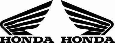 Honda Wing Decal Sticker Set CBR 650 1000 500 150 300 Motorcycle Fuel Gas -