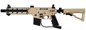 DESERT TAN TIPPMANN SIERRA ONE TACTICAL EDITION PAINTBALL MARKER - BRAND NEW IN BOX AND READY FOR ACTION !!
