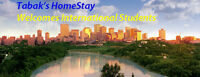 HomeStay - Room and Board for International Students