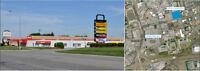 Retail Space for Lease in Large Plaza: Lynden Rd & Dalkeith Dr
