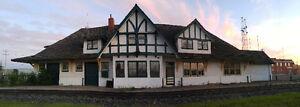 Vegreville Train Station for Sale or Lease