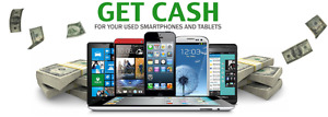 GET CASH FOR YOUR SMARTPHONES – IPAD - WE PAY THE BEST PRICE