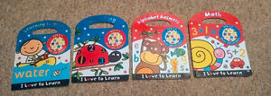 Children's Learning WorkBooks