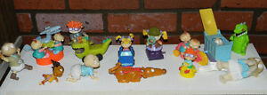 Rugrats Collectable Figurines Set (15-piece) Windsor Region Ontario image 1
