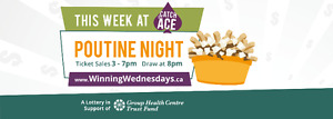 Poutine Night at Catcht the Ace!