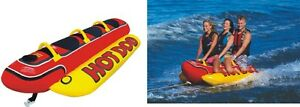 AIRHEAD -  HOT DOG 3 RIDER TOWABLE  (HD-3)