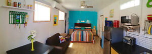 "Unique, upscale, affordable studio on ""One Happy Island""  ARUBA!"