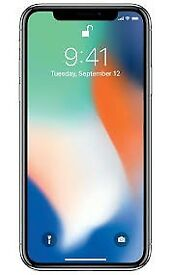 Unlock Brand New Sealed Apple iPhone X Silver 256GB