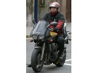 COURIERS MOTORBIKE OWNER RIDERS REQUIRED WITH GURANTEES AVAILABLE