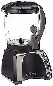 NEW out of Box West Bend Venti Hot or Cold Beverage Maker Ice Tea Hot Chocolate Milk Frother Cappuccino Latte Maker