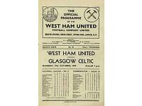 PRE 80s FOOTBALL PROGRAMMES/MEMORABILIA WANTED - TOP PRICES PAID - ANYWHERE IN UK