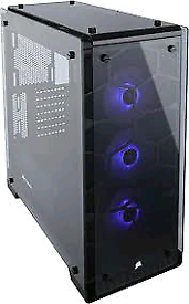 Wanted corsair crystal 570x pc case