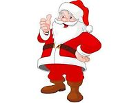 WANTED.. DONATIONS OF LARGE CHRISTMAS DECORATIONS FOR CHARITY EVENT