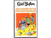 The Mystery of the Strange Messages - By Enid Blyton (Paperback Book) No 14 Vintage Childrens Reads
