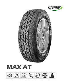 BRAND NEW GREMAX 275/65R18 MAX AT	116T XL TIRES SALE