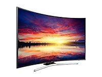 "Samsung TV UE55KU6100K 55"" 4K Ultra HD Smart TV Wi-Fi Black - LED TVs"