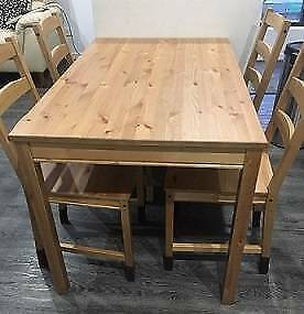 Dining table on sale