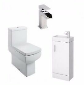 Complete Cloakroom Bathroom deal for £269