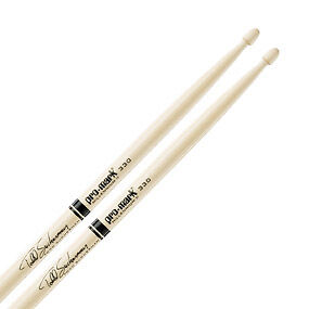 Pro-Mark Todd Sucherman Signature Wood Tip Maple Drumsticks (Pair) SD330W ES