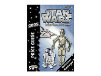Starwars action figure price guide book 2005 excellent condition