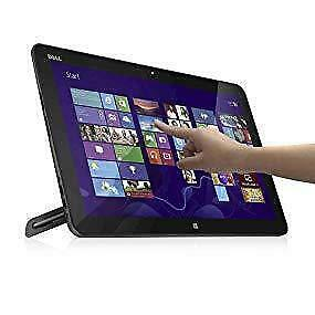 Touchscreen Dell XPS 18 Portable 18.4 Chargeable All in One Core i7 Intel 8gb Ram 256gb SSD Slim Fast and Lightweight
