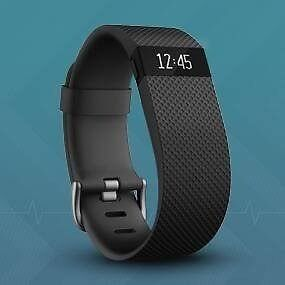 Fitbit charge HR Mackay Mackay City Preview