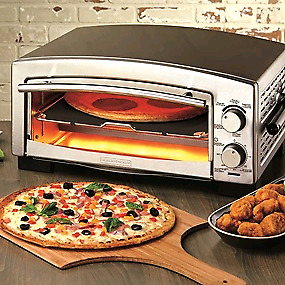 Black and Decker Pizza Oven (Brand New In Box)
