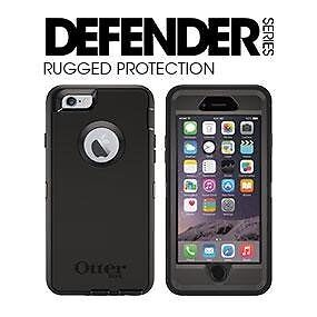 Brand new iPhone 6 otter box defenders case with clip