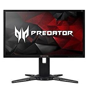 "New Acer Predator XB240H 24"" 1080P 144hz Gaming Monitor"