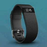 Lost black Fitbit charge HR in dartmouth crossing