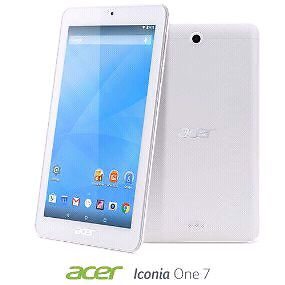"Acer Iconia 7"" Tablet with 1.3GHz Quad-Core16gb"