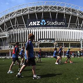 ANZ Stadium Gold Membership x 2 consecutive Castle Hill The Hills District Preview
