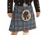 Kilts | Hand Sewn and Made to Measure | Lochcarron