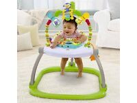 Fisher Price Rainforest Friends Spacesaver Jumperoo