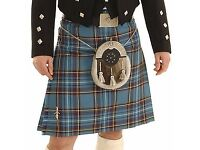 Lochcarron Hand-made Kilts (over 500 tartans available)
