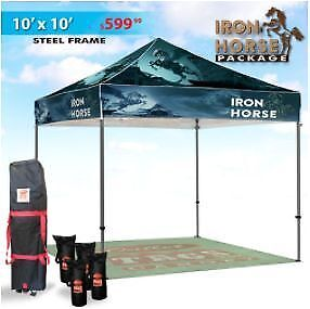 custom tent for your event