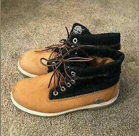 Timberland ladies boots 5.5