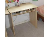 Computer desk £10, one £10, two for £16